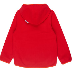 Finkid Paukku Jacket Barn red/grenadine
